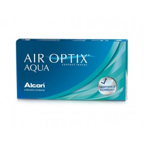 Air Optix Aqua 3/6 бр.